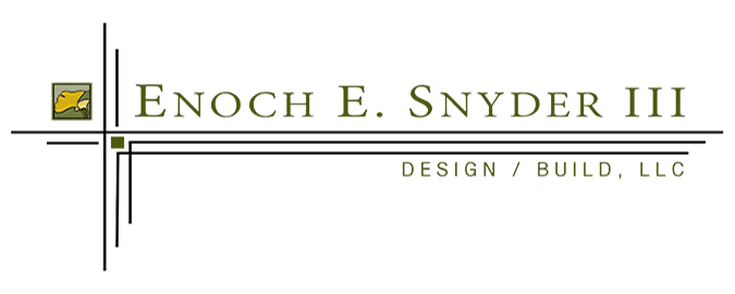 Snyder Design Build Logo